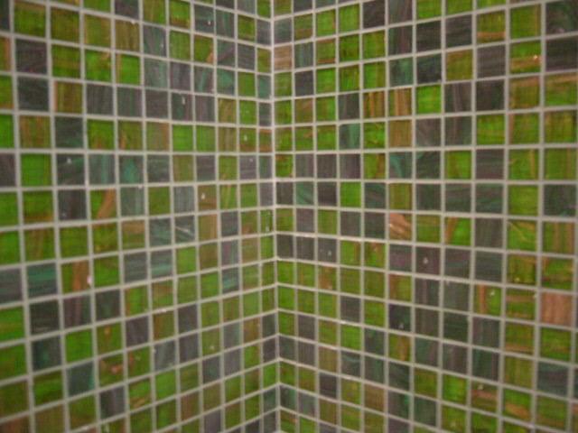 rivestimento in mosaico di vetro di Bisazza